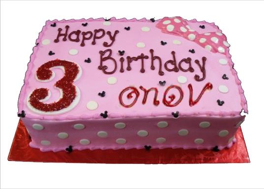 cake 3rd